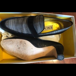 Escada shoes worn once
